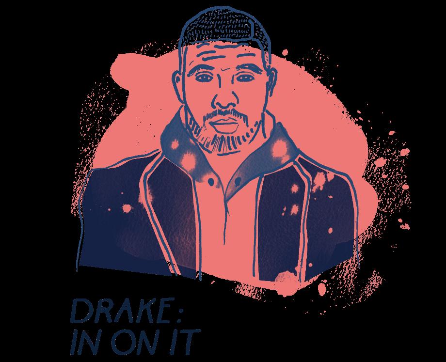 triplej_Annual2016_PortraitIllustrations_Drake_5Cols