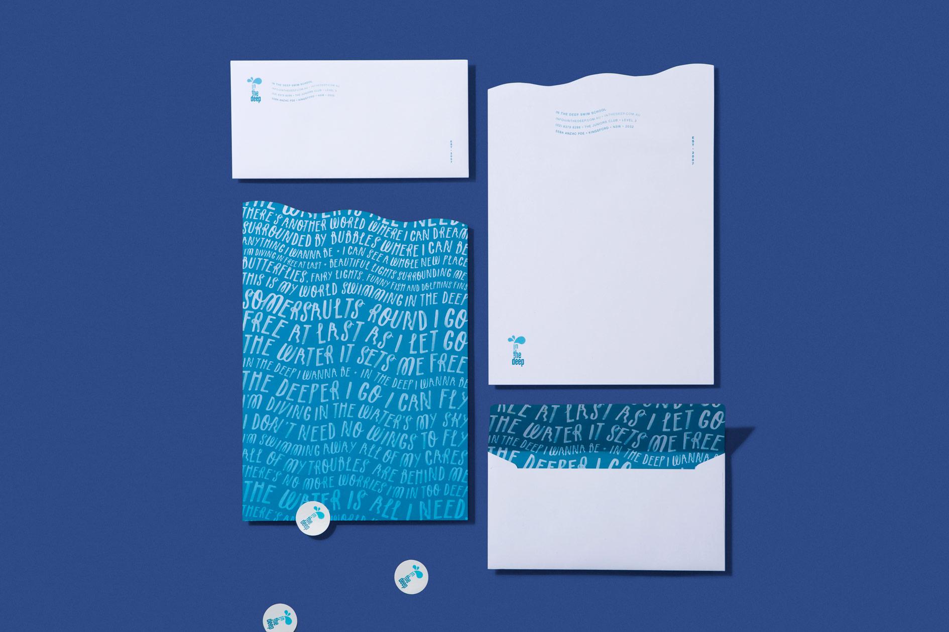 NatCarroll_InTheDeep_StationeryDesign_LetterheadEnvelope_10col