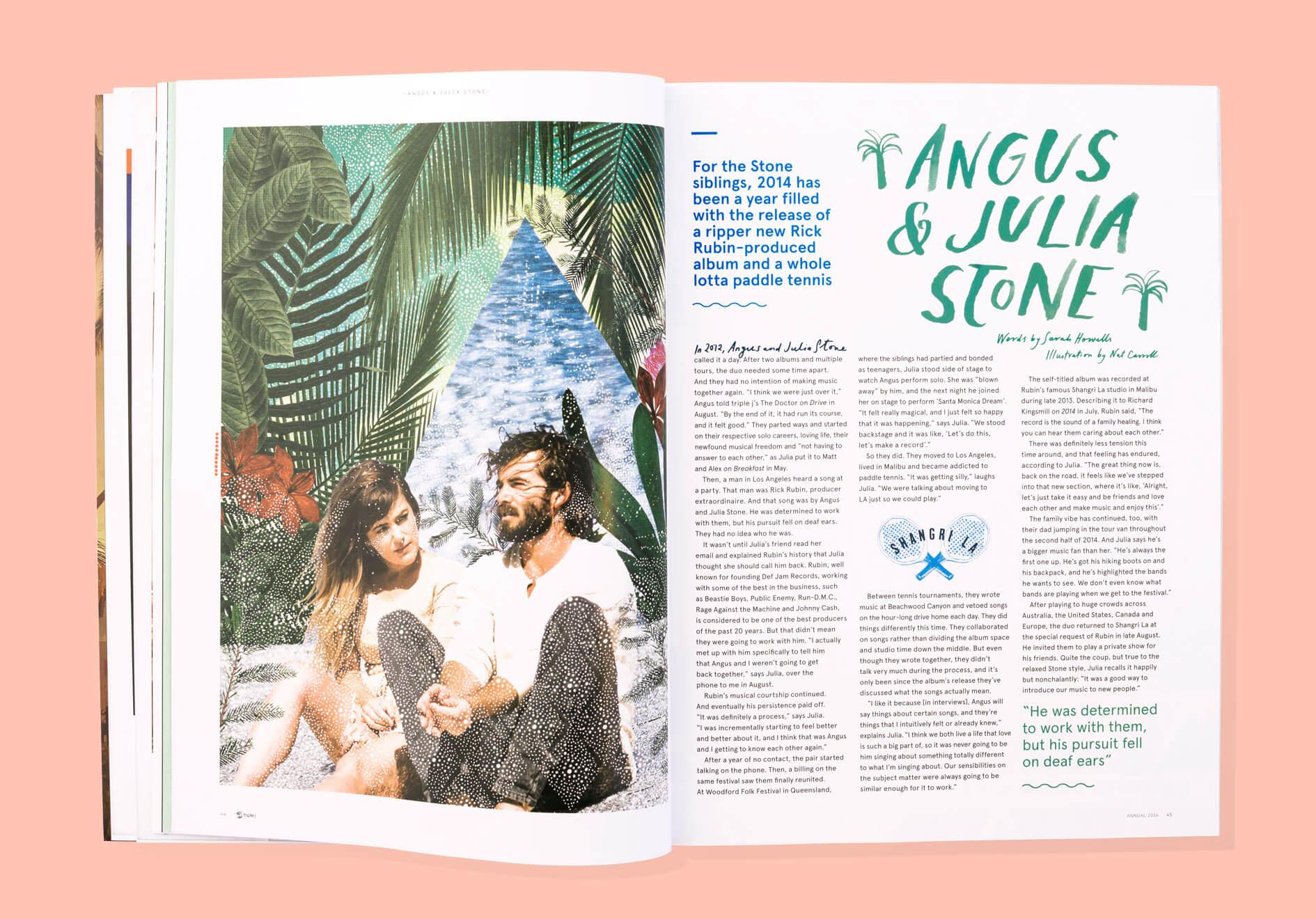 NatCarroll_triplej_Annual_2014_Magazine_AngusJuliaStone_Spread_10col
