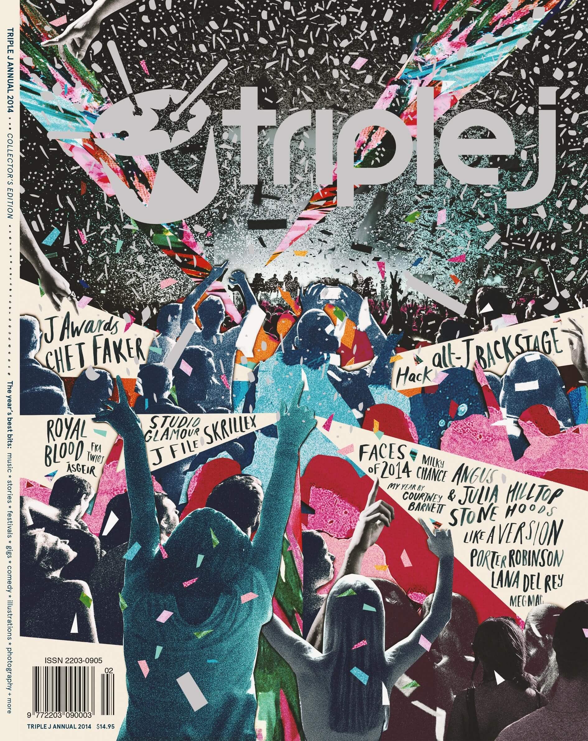 NatCarroll_triplej_Annual_2014_Magazine_CoverConcept_10col